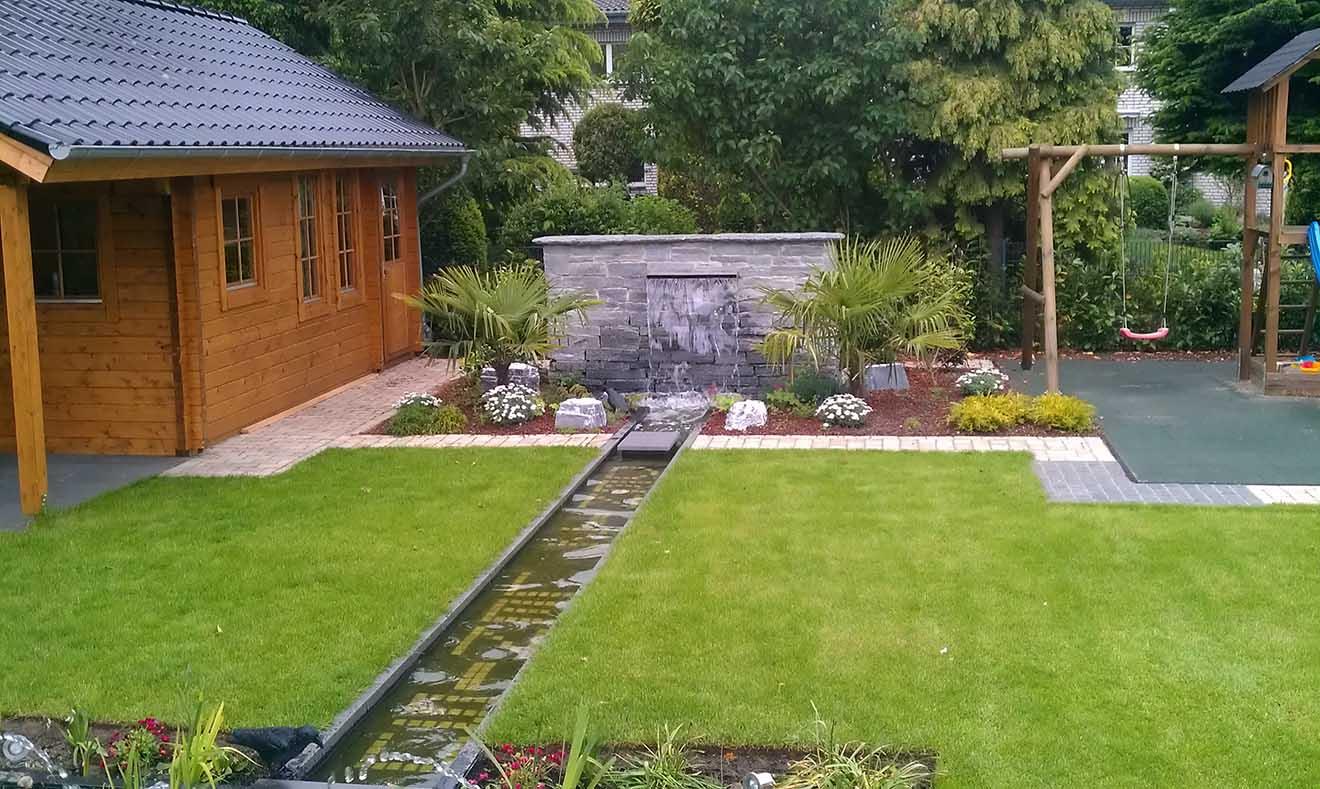 eumann garten und landschaftsbau oberhausen und umgebung teichbau und wasserf lle. Black Bedroom Furniture Sets. Home Design Ideas
