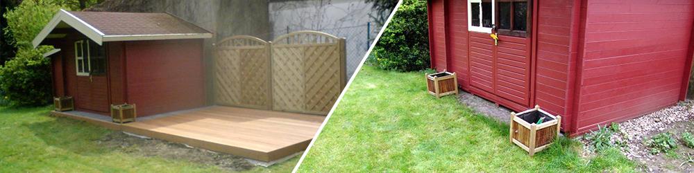 eumann garten und landschaftsbau oberhausen und umgebung zaun und holzarbeiten. Black Bedroom Furniture Sets. Home Design Ideas